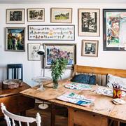 别墅餐厅装饰图片