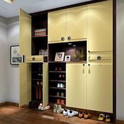 简朴系列鞋柜设计图片