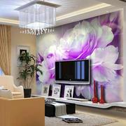 怡情型客厅电视背景墙