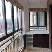 采光充足阳台装修设计