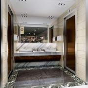 传统型厕所设计图片