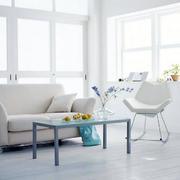 白色调客厅装修设计