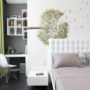 自然风格墙贴设计图片