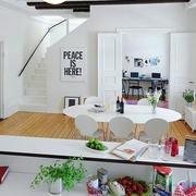 白色调家装设计图片