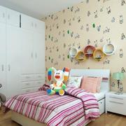 儿童房衣柜设计图片