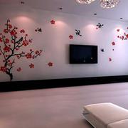 美观的墙贴设计图片