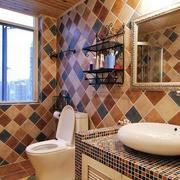 温馨型瓷砖效果图