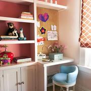 淡雅型小书房装修图片