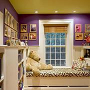 唯美风格儿童房设计