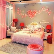 浪漫风格婚房装修设计