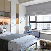清新风格儿童房设计