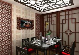 传统型饭店设计大全