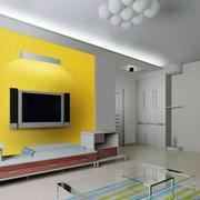 家装背景墙设计图片