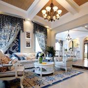 欧式风格室内装潢图片