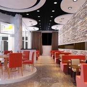 唯美风格饭店设计大全