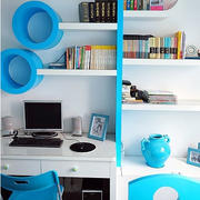 简约型小书房装修图片