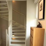 旋转楼梯装修设计图片