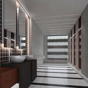 厕所走道设计图片