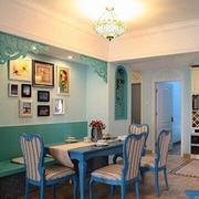 室内餐厅装潢图片