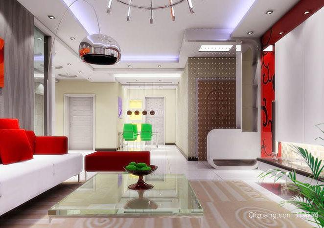 精品住宅区家装设计装修效果图