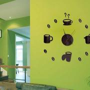 清新色调墙贴设计图片