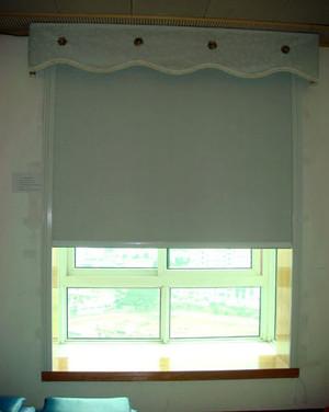 享受安静 拒绝噪音隔音窗帘效果图
