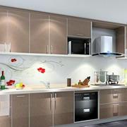 宜家风格厨房装修图片
