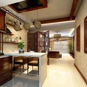 宜家开放式厨房装修