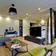 清新型公寓设计案例