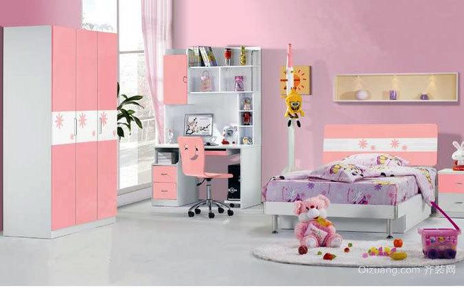 寄托着父母爱的儿童房间装修图片