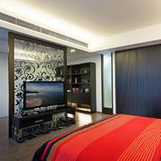 卧室电视墙设计大全