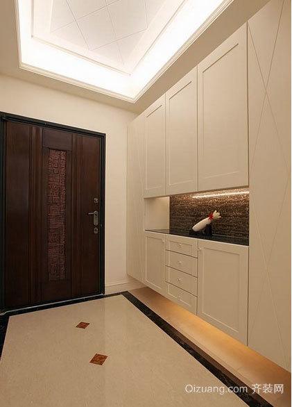 宫廷盛宴:140平米优雅古典奢华三室一厅家居装修效果图