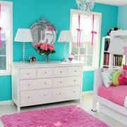 宜家风格儿童房间设计