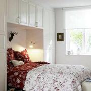 田园风格小卧室装修