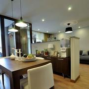 公寓餐厅设计案例