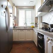 三室两厅厨房装修图片