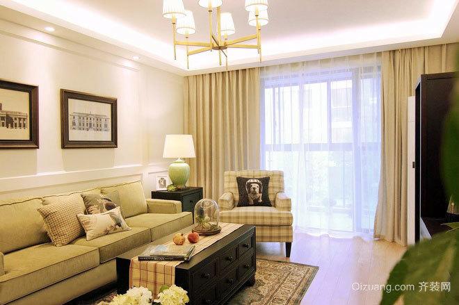 源于舞蹈灵感的优雅、简洁的自然三居室房屋装修