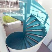 旋转型楼梯装修设计