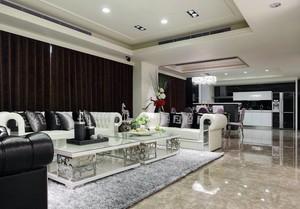 扣人心弦:视野超棒的酒店公寓室内设计装修效果图
