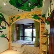田园风格儿童房间设计
