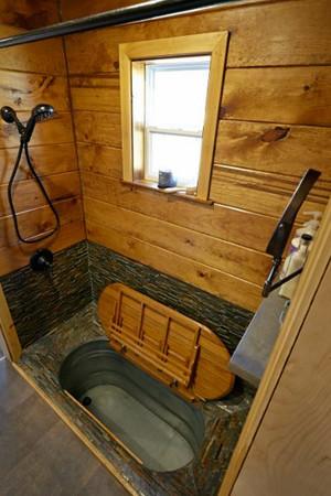 老房浴室设计图片