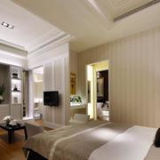 温馨型酒店公寓设计