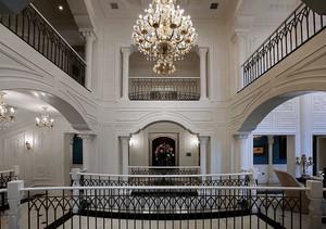 欧式风格别墅设计图片
