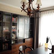 房子书柜装修设计图片