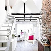 唯美型楼梯装修设计