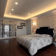 酒店公寓卧室装修