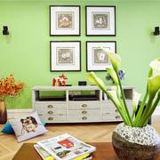 别墅装饰画设计图片