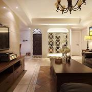 欧式风格房屋装修图片