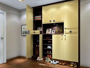 客厅风景线:玄关鞋柜装修效果图鉴赏