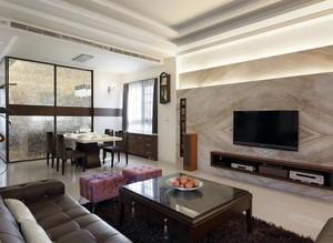 无限风情:打造富有生命力跃层式住宅室内装修设计效果图